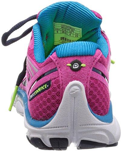 Brooks - Purecadence 3 Women, Scarpe sportive - Running Donna Multicoloree ( Beetroot Purple/Atomic Blue/Peacoat Navy)
