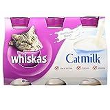 Whiskas Cat Milk 3 Pack, 3 x 200 ml