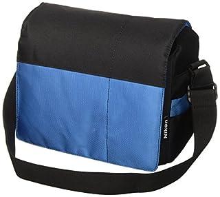 Nikon SLR - Bolso para cámaras réflex, Negro y Azul (B00PF20O5Y) | Amazon Products