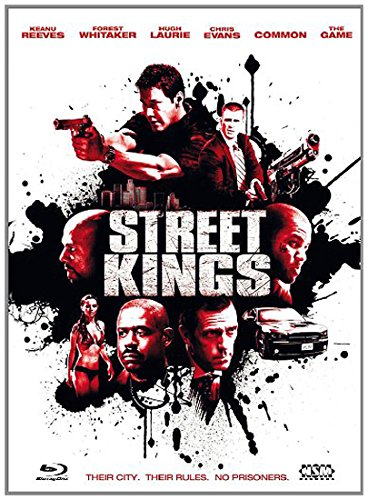 Street Kings - uncut (Blu-Ray+DVD) auf 333 limitiertes Mediabook Cover B [Director's Cut] [Limited Collector's Edition] [Limited Edition]