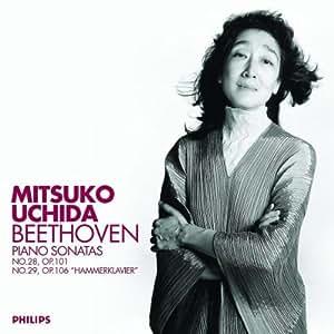 Beethoven Piano Sonatas Nos.28 and 29 (Uchida)