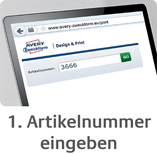 Avery Zweckform ADP5000 Design & Print Software Vollversion - 2