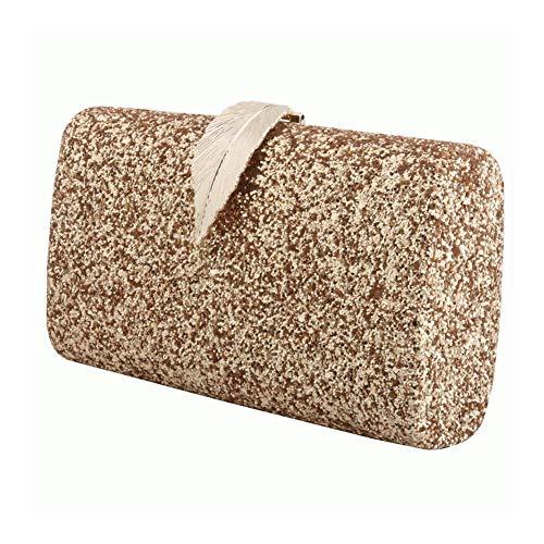 Auppy Evening bag - Cartera mano mujer Dorado dorado