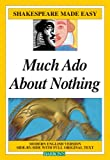 Much Ado About Nothing (Shakespeare Made Easy Series)