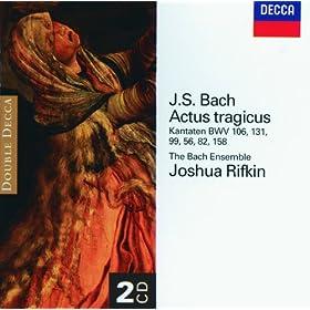 J.S. Bach: Cantata, BWV131 - 1. Chor: Aus der Tiefen rufe ich, Herr, zu dir