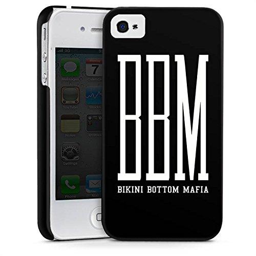 Apple iPhone 6 Silikon Hülle Case Schutzhülle BBM Bikini Bottom Mafia Spongebozz Premium Case glänzend