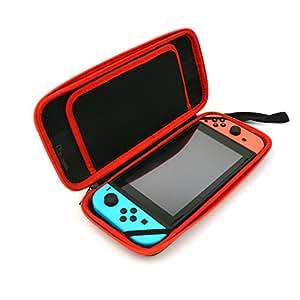 Sacoche pour nintendo switch accessoires pochette for Housse nintendo switch
