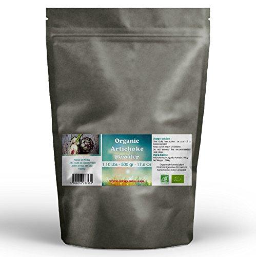 Organic-Artichoke-Leaf-Powder-500-gr-110-Lbs