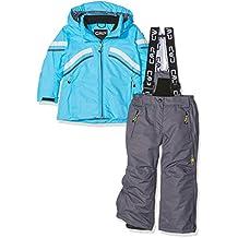 CMP - Chaqueta de esquí para niña, otoño/invierno, niña, color Turkish, tamaño 5 años (110 cm)
