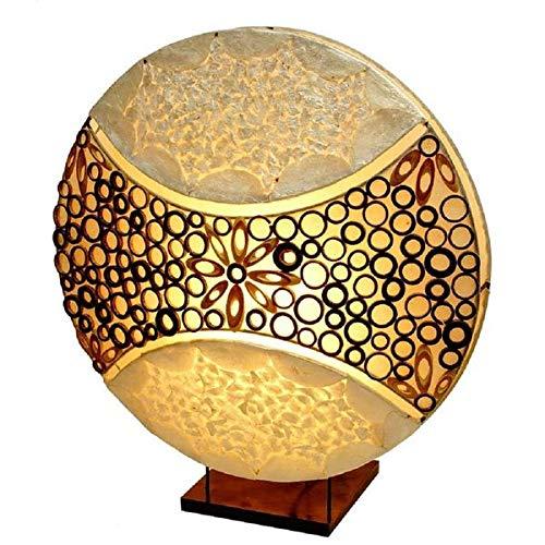 Tischlampe Bintang, Deko-Leuchte, Stimmungsleuchte, 40 cm