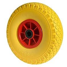 rueda maciza para carro de kayak