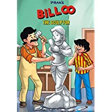 BILLOO AND THE SCULPTURE: BILLOO COMICS