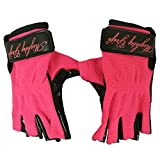 Great Value Other Fitness Exercises Mighty Gloves with Tack Pink S