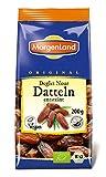 Produkt-Bild: MorgenLand Bio Deglet Nour Datteln entsteint, 4er Pack (4 x 200 g)
