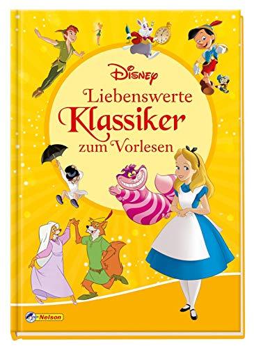 Disney Klassiker: Liebenswerte Klassiker zum Vorlesen -