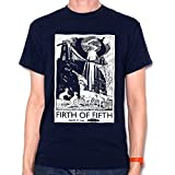 Old Skool Hooligans Inspired by Genesis T Shirt - Firth Of Fifth Travel Poster