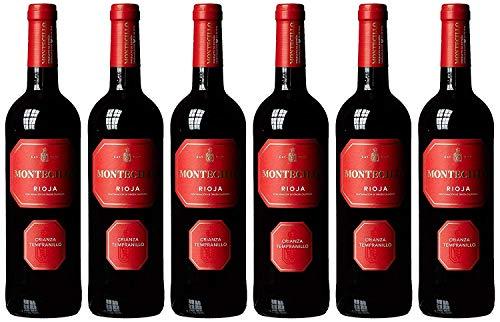 Montecillo Tempranillo 2012/2013 trocken, 6er Pack (6 x 750 ml)