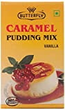 #1: Instant Butterfly Caramel Pudding Mix, Vanilla, 100g