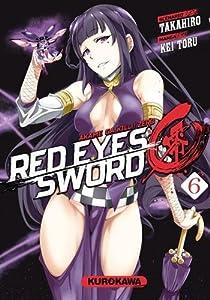 Red Eyes Sword Zero - Akame ga Kill ! Zero Edition simple Tome 6
