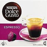 dolce gusto Dosettes de café moulu pur arabica, Espresso - ( Prix Unitaire ) - Envoi Rapide Et Soignée