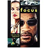 Focus [DVD] [Region 2] (English audio) by Will Smith