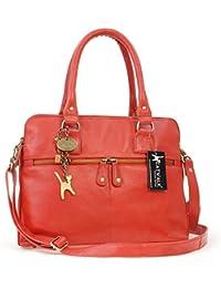 Grand sac à main signé Catwalk Collection - Victoria