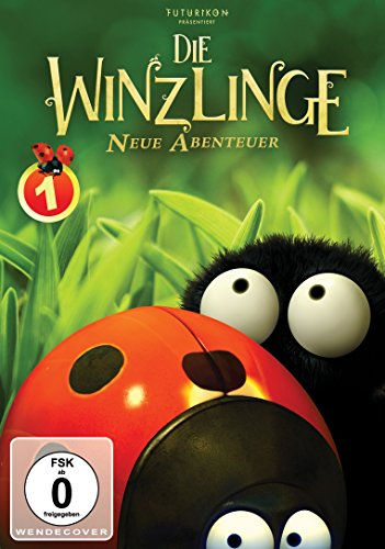 Die Winzlinge - Neue Abenteuer Volume 1