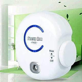 Funtell Ozone Generator Air Purifier Cycle 50mg Digital Plug-In Kill Odor Smell Remover Sterilizer Anion Ion Ozonizer