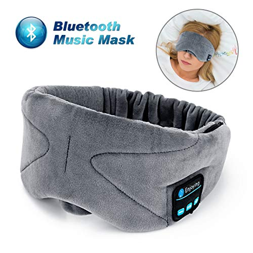 Use music to get to sleep easier  #RankBoosterReviewWUMINGLU sleepmask