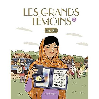 Les Grands Temoins en BD , Tome 03