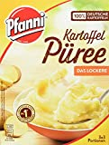 Pfanni Kartoffelpüree der Klassiker besonders locker 3x3 Portionen, 7er Pack (7 x 240g)