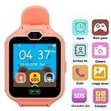 Best Relojes de pantalla táctil - Hangang Reloj inteligente con pantalla táctil para niños Review
