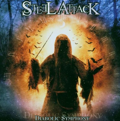 Steel Attack: Diabolic Symphony (Audio CD)