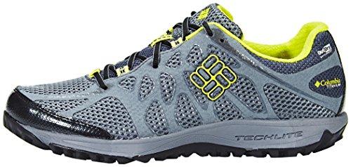 Columbia Conspiracy Titanium Outdry Shoes Men grey ash/zour 2017 Schuhe grey ash/zour