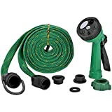 BAWALY 4-in-1 Pressure Washing Multi Functional Multi Color Water Spray With Hose Pipe