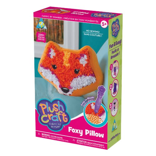 (Orb Factory 621408 - Plüsch Craft Foxy Kissen)