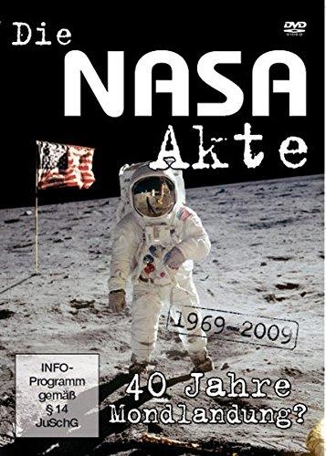 Preisvergleich Produktbild Die Nasa Akte - 40 Jahre Mondlandung,  1 DVD