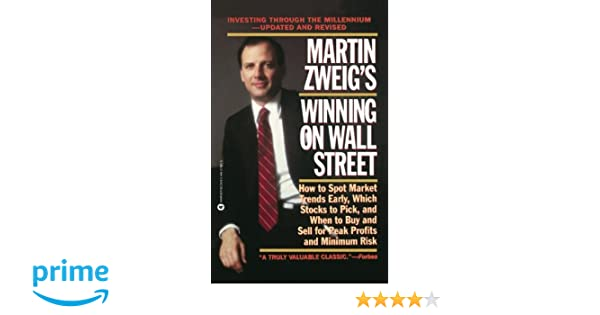 Martin Zweig Winning On Wall Street Pdf