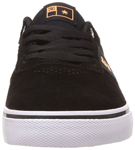 the best attitude 7930a 840c4 DC Shoes Switch S - Chaussures de skate pour Homme ADYS300104 Noir -  BlackOrange ...