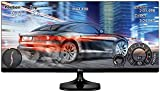LG Electronics 25UM58-P 25Zoll Full HD IPS schwarz - Computerbildschirme (63, 5 cm (25 Zoll), 250 cd/m², 2560 x 1080 Pixel, 5 ms, LED, Full HD)