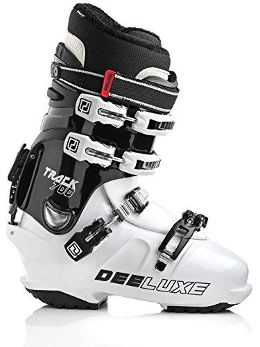 Snowboard Boot DEELUXE Track 700, Black/White, 30