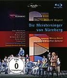 Richard Wagner: Die Meistersinger von Nürnberg [Blu-ray] [Alemania]