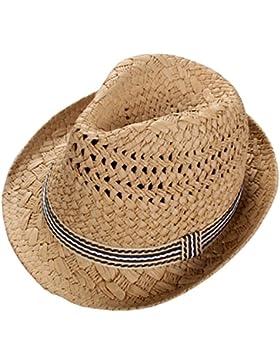 Leisial cappello di paglia Estate Berretti per bambini Spiaggia cappello per bambini Ragazzi e ragazze cappello...