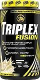 All Stars Triplex Protein-Creatin-Mix, Vanille, 1er Pack (1 x 1800 g)