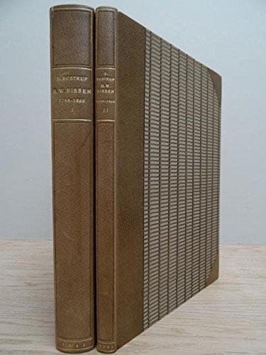 hw-bissen-1798-1868-2-bde-kopenhagen-kunstforeningen-carlsberg-1945-439-s-2-bll-159-s-mit-zahlr-abb-