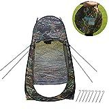 runnerequipment Camouflage Pliable Camping Douche Salle de Bains Toilette Intimité Vestiaire De...