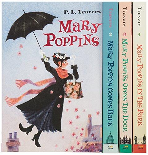 Mary Poppins Boxed Set por P. L. Travers