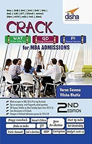 Crack WAT/ GD/ PI for MBA Admissions (CAT/ XAT/ IIFT/ FMS/ SNAP/ NMAT/ CMAT/ JBIMS Aspirants)