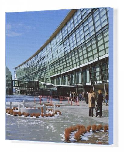 canvas-print-of-headquarters-of-telenor
