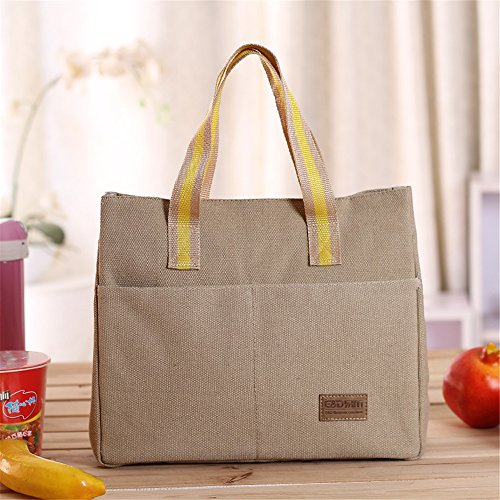 qearly-large-capacity-canvas-insulated-cooler-bag-tote-lunch-bag-containers-picnic-bag-beige